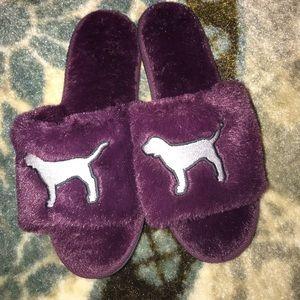 Victoria's Secret PINK Slippers